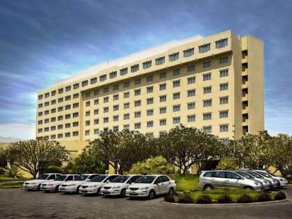 Expansion of new wing at Gateway Hotel Taj