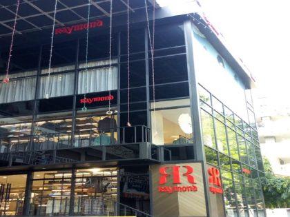 Raymond Retail Showroom, Surat